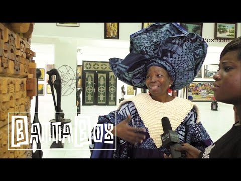 Inside Nigeria's Biggest ART GALLERY