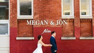 MEGAN + JON WEDDING VIDEO AT BRIDGEPORT ART CENTER, SKYLINE LOFT, CHICAGO