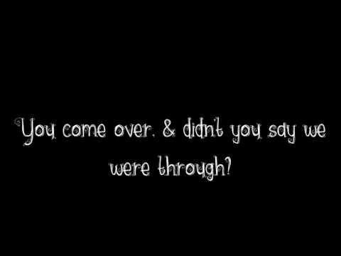 Alessia Cara- Overdose (lyrics)