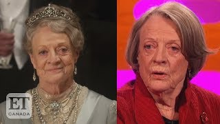 Maggie Smith's Final 'Downton Abbey' Movie Scene Explained