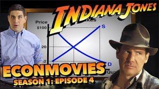 Demand and Supply- EconMovies #4: Indiana Jones (Reupload)