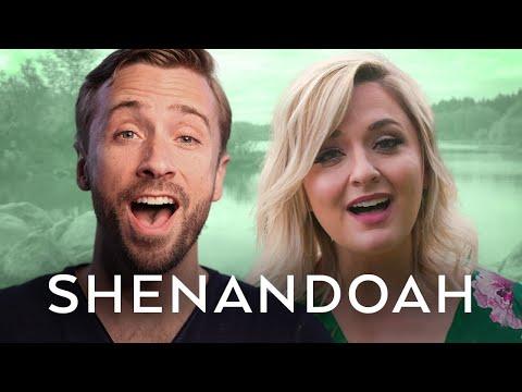 Shenandoah - Peter Hollens feat. Anna Gilbert
