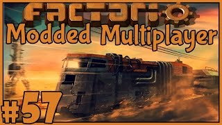 Polar Express - Modded Factorio Multiplayer With Radian & Mr. Dudepuppet - Part 57