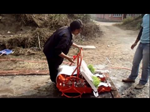 Manual Rice Transplanter made in Nepal