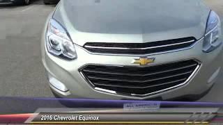 2016 Chevrolet Equinox Odessa TX GZ108223