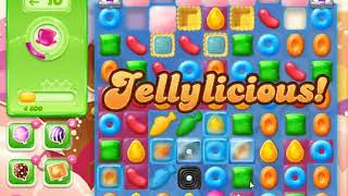 Candy Crush Jelly Saga Level 870 - NO BOOSTERS (FREE2PLAY-VERSION)