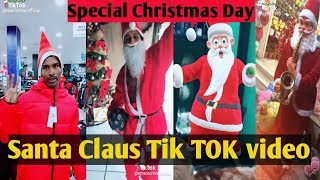 IsrailAnsari Celebrate christmasday santa claus video