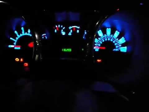 hqdefault 2005 06 07 08 09 ford mustang instrument cluster repair & led Model a Ford Dash Light at bayanpartner.co