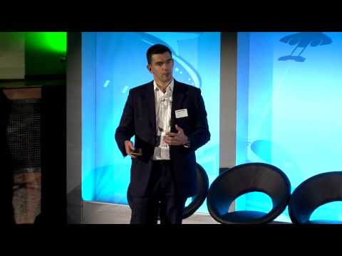 Be greater with data-Matt Brittin