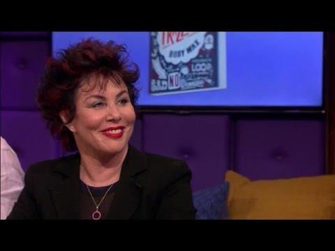 Hilarisch en inspirerend: Ruby Wax - RTL LATE NIGHT