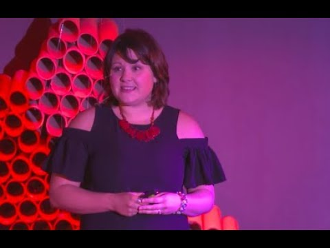 Feeling powerless? Claim your philanthropy. | Alyssa Wright | TEDxPiscataquaRiver