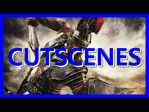 RYSE: Son of Rome - ALLE CUTSCENES - Der...