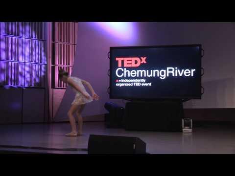 I Found My Passion At 8 | Austyn Johnson | TEDxChemungRiver