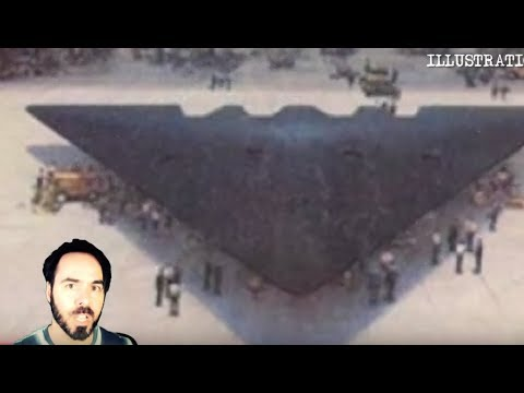 UFO Crash Site In Google Maps? SECRET Triangle UFOs Uncovered! June 2016