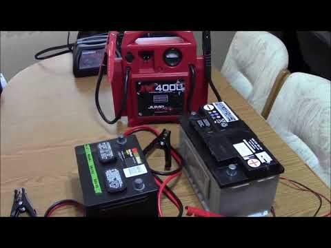 Diesel Batteries: How do I jump start a dual battery 12V diesel truck?
