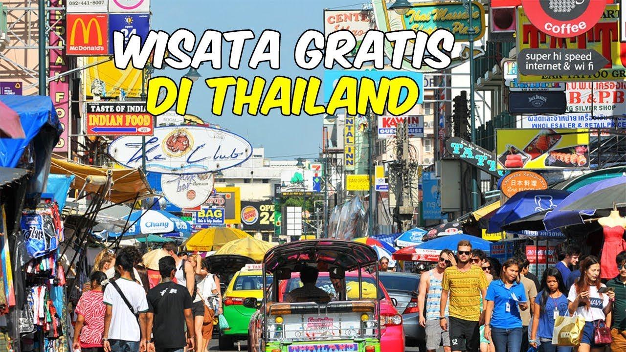 9 Tempat Wisata Gratis Di Thailand Yang Bisa Dikunjungi Para Backpacker