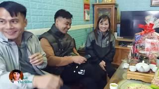 Lê Thị Dần được Fan hâm mộ tặng quà tết sớm