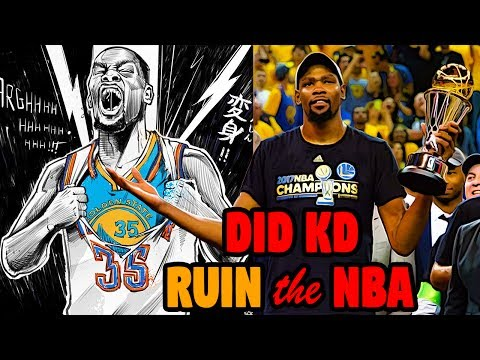 Why The Warriors Did NOT Ruin The NBA, They Raised The Bar