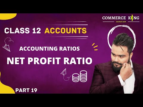 #112, class 12 Accounts (accounting ratios: operating,  operating profit, net profit ratio)