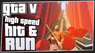 HIGH SPEED HIT AND RUN | GTA 5 Online thumbnail