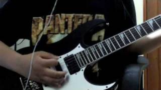 BFMV - Scream, Aim, Fire Cover (AmpliTube Metal Test)