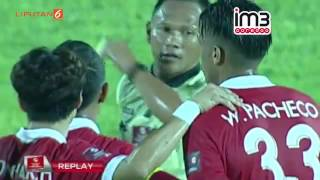 Video Gol Pertandingan Arema Cronus vs Persija Jakarta