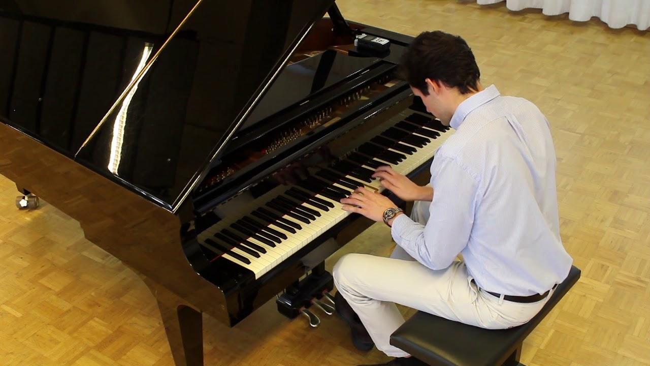 Yann Tiersen Comptine Dun Autre été Variations Piano Cover Long Version