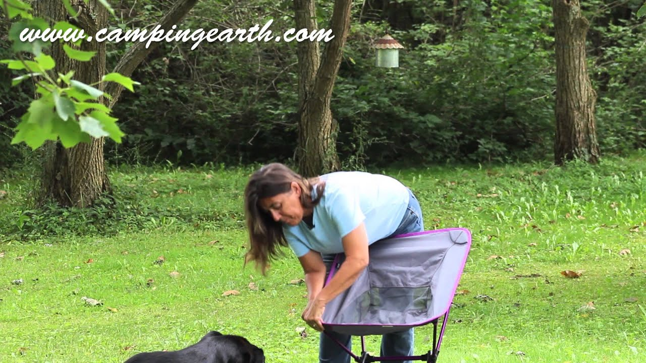 Product Review Joey Chair by Travel Chair