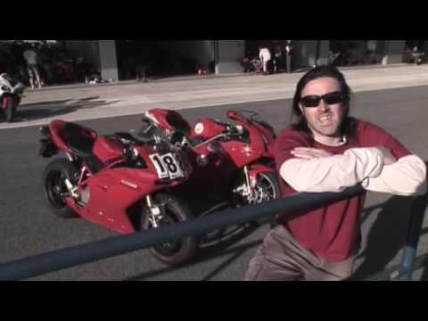 Ducati 1098 v 999