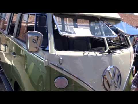 1966 Volkswagen Lowered Bus Type 2