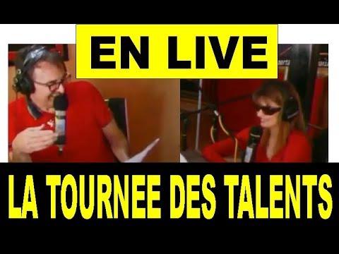 EN DIRECT - LA TOURNÉE DES TALENTS - #123