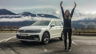 От вершин АЛЬП до МОРЯ на VW Tiguan - VeddroShow e3