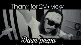 Crazyrasta - Daun puspa cover (Live record Video)