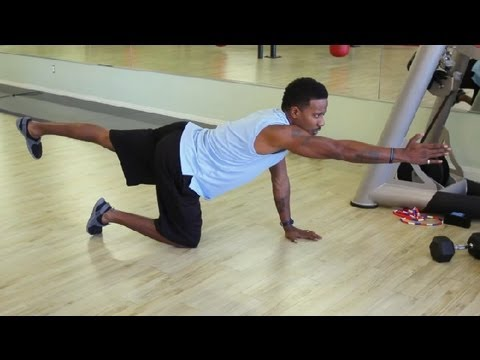 What Muscle Groups Do Bird-Dog Exercises Work Out?: Amazing Fitness Tips