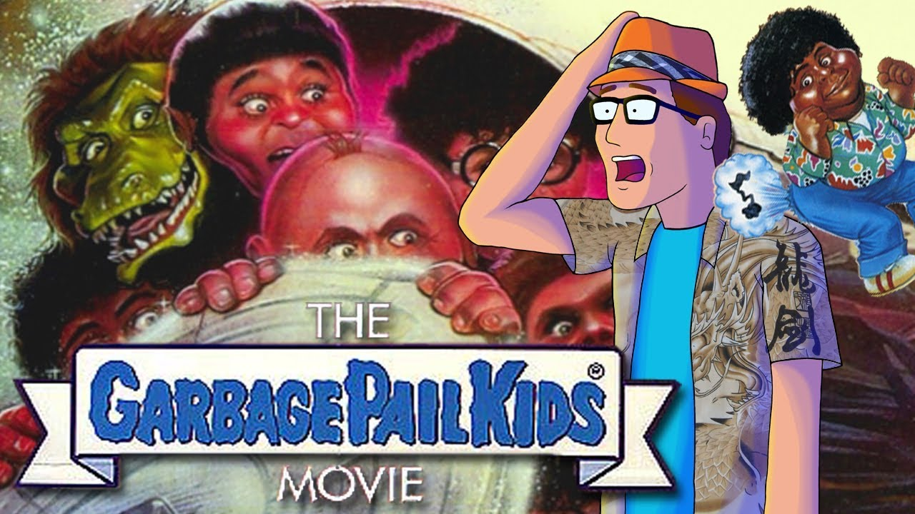 Animat Watches The Garbage Pail Kids Movie Youtube