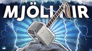 Connaissez vous l'origine du marteau de Thor, Mjöllnir ?