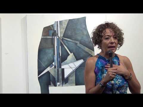 Embraced by the Void, Cecilia Villanueva, Archway Gallery, October 7, 2017