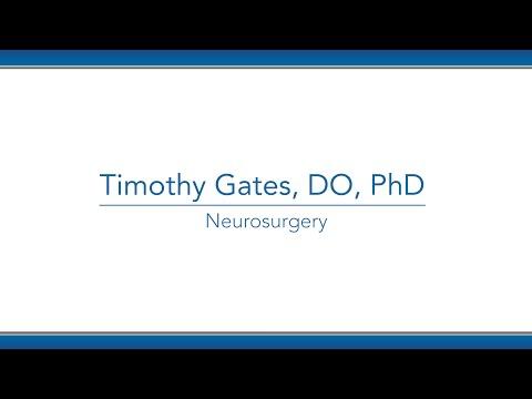 Timothy Gates, DO video thumbnail