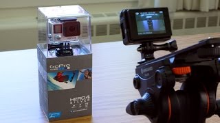 GoPro HERO 4 Silver Edition Unboxing, Hands On & Initial Review (Filmed on the GoPro HERO 4 Black)