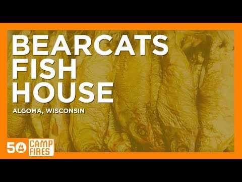 Bearcat's Fish House : Best Smoked Fish In Algoma WI
