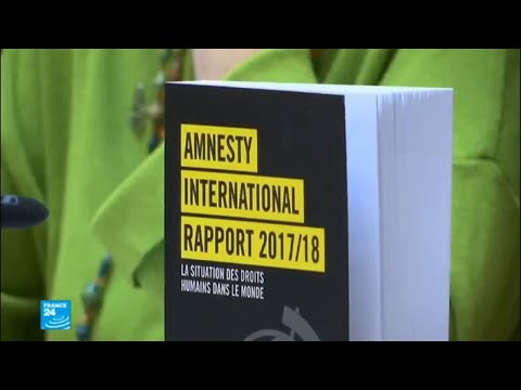 نكسة خطيرة لحقوق الإنسان في جميع أنحاء العالم..تقرير منظمة العفو الدولية  - 16:22-2018 / 2 / 22