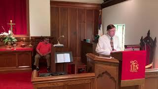 La Grange Christian Church June 7th 2020