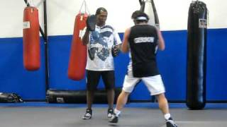 Joel Gerson One On One Boxing With Howard Davis Jr.