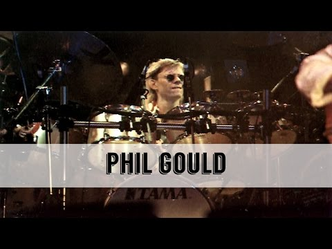 HEROES Ep2 - PHIL GOULD - My Most Influential Drummers
