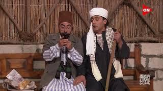 هتموت من الضحك مع الفنان أحمد السقا وهو بيلعب دور ظابط سري #SNL4_بالعربي