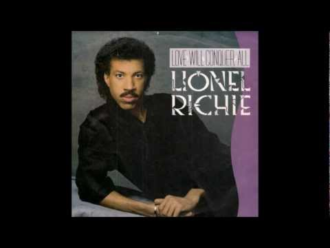 Lionel Richie ft. Marva King - Love Will Conquer All [Shep Pettibone Extended Mix]