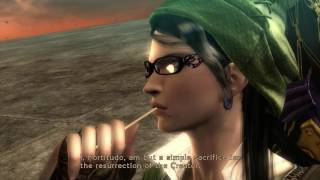Bayonetta Episode 9; Obliterating the Cardinal Virtue of Fortitude