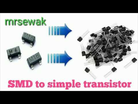 SMD transistor code खराब हो जाए तो आप क्या करोगे यह वीडियो देख लो आपका solution होगा