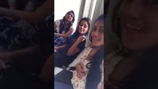 Shanudrie Priyasad with sisters