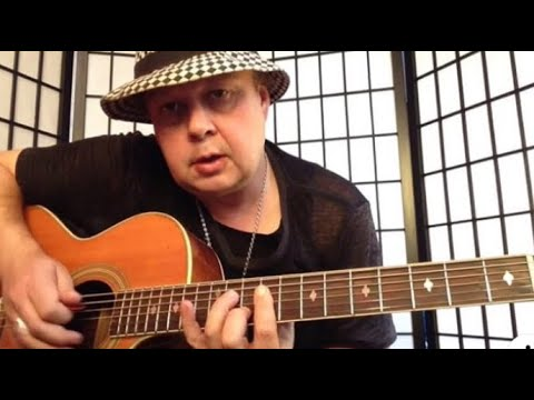 Kenny Rogers - The Gambler - Guitar Lesson - YouTube